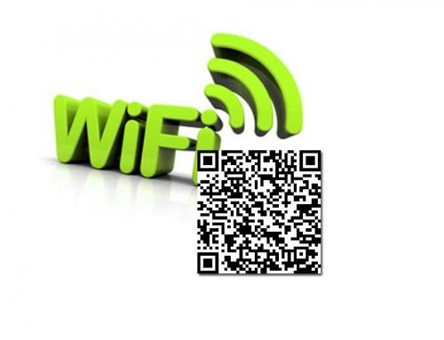 Handige WiFi QR Code voor je gasten